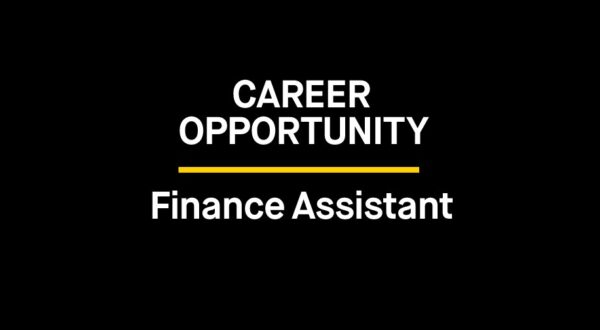 The Bentway is Hiring: Finance Assistant (Part-Time)